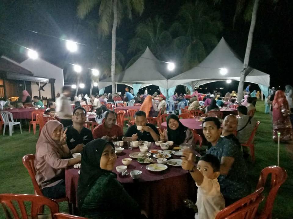 Staff & Family Berbuka Puasa 2018