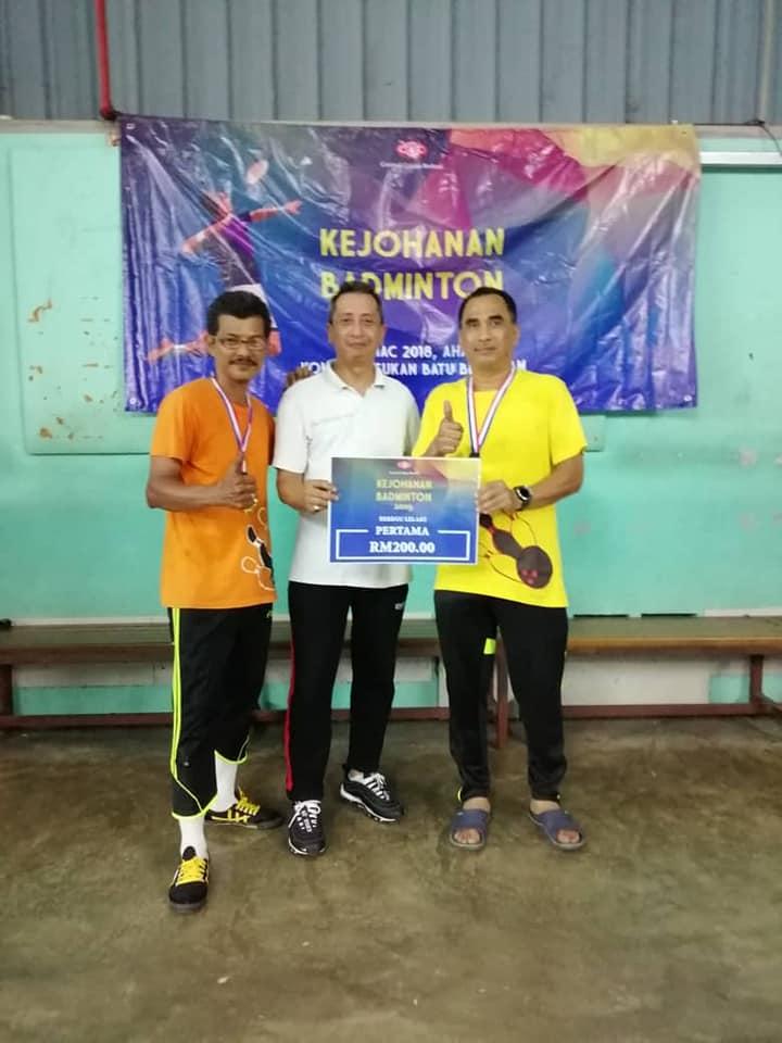 Kejohanan Badminton 2019