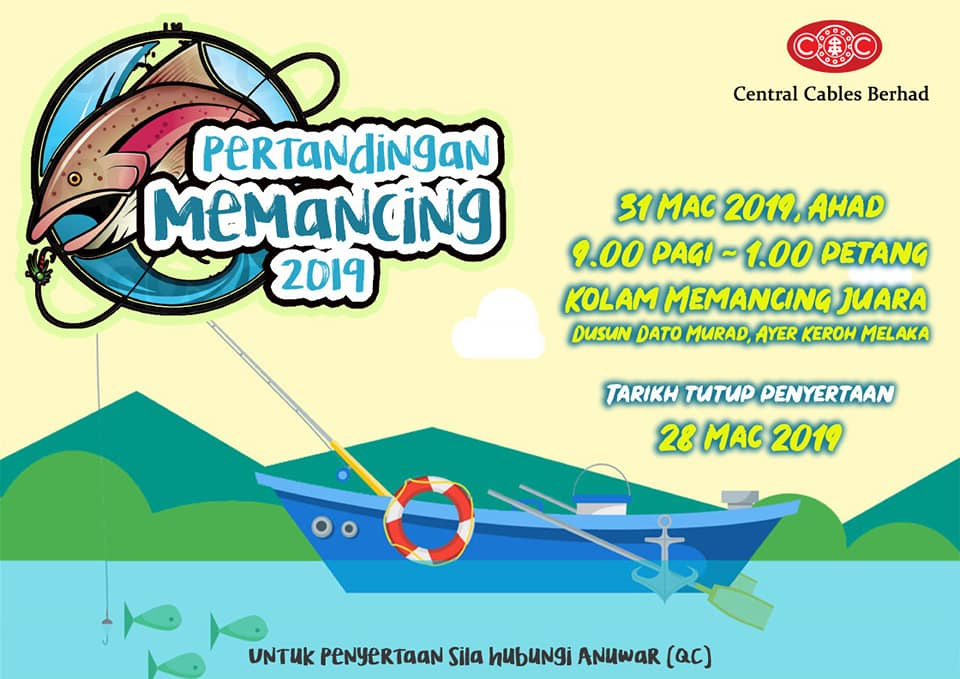 CCB Memancing 2019