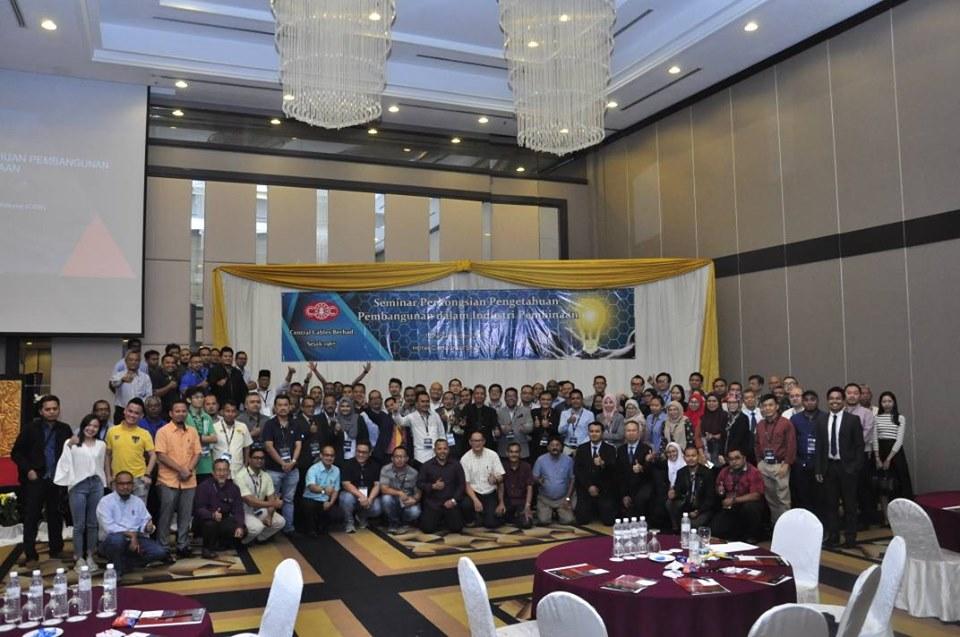 Seminar Perkongsian Pengetahuan 2019